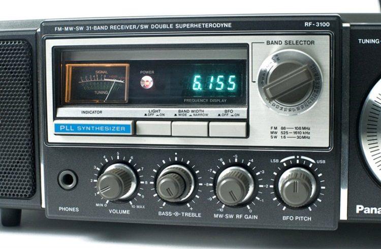 Panasonic RF 3100L